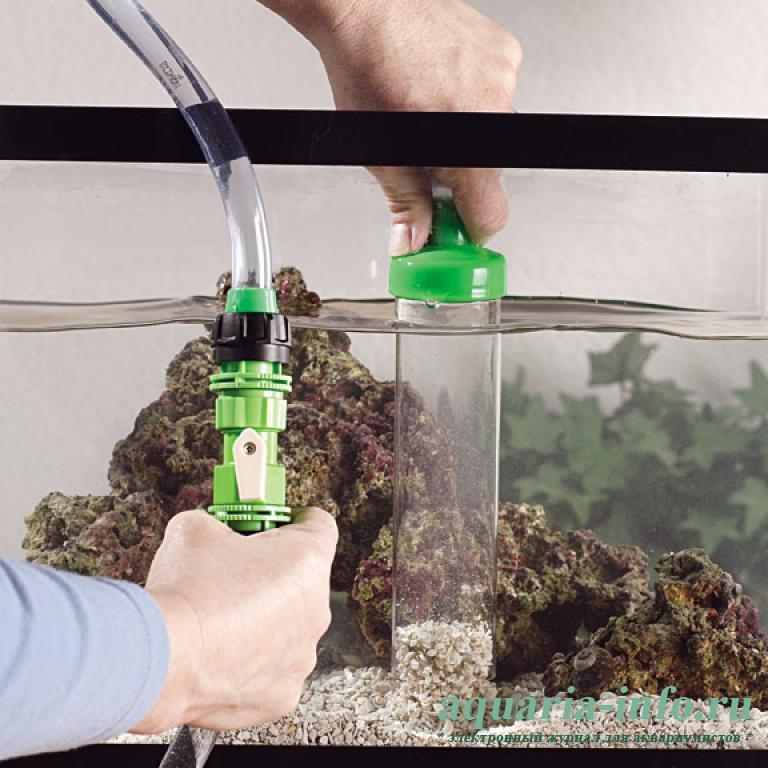 Как своими руками сделать сифон для аквариума своими руками 69